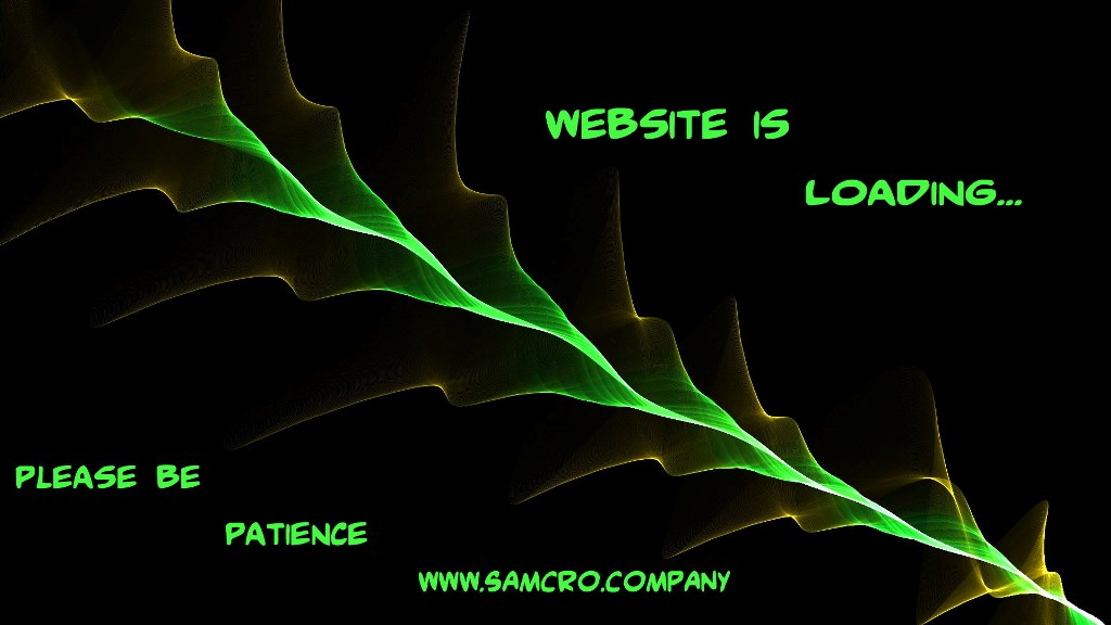 This web site is loading, please be patient about something. - www.samcro.company